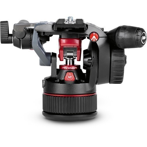 Manfrotto Nitrotech N12 Fluid (MVHN12AH)- фото2