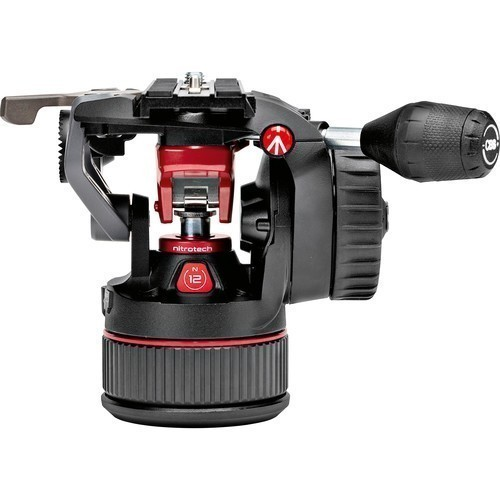 Manfrotto Nitrotech N12 Fluid (MVHN12AH)- фото7