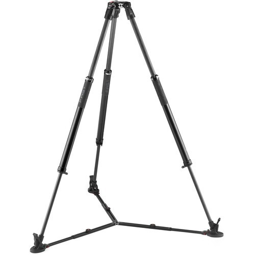 Штатив Manfrotto 635 FAST Single Tripod Carbon (MVTSNGFC)- фото7