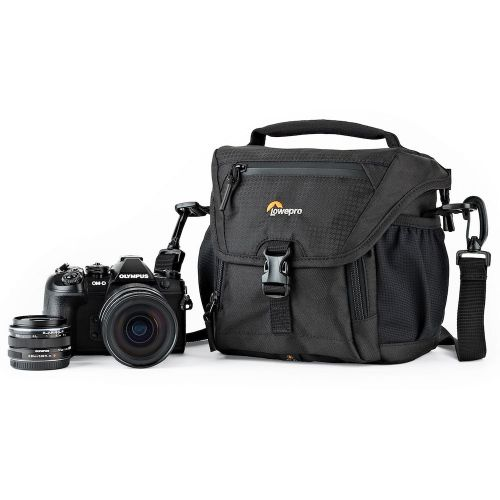 Сумка Lowepro Nova 140 AW II Black- фото2