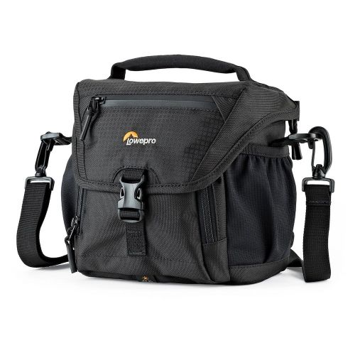 Сумка Lowepro Nova 140 AW II Black- фото3