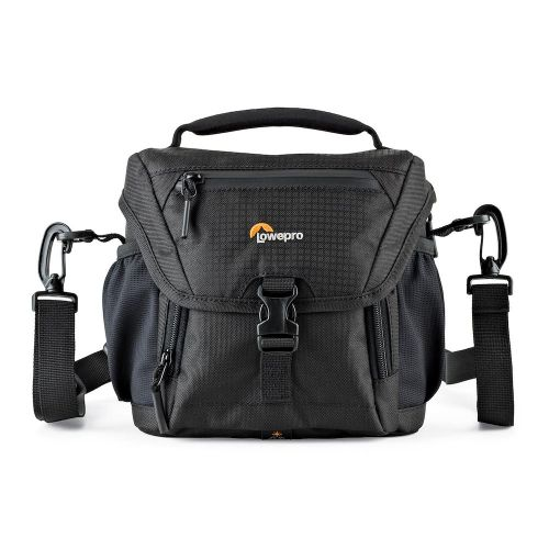 Сумка Lowepro Nova 140 AW II Black- фото