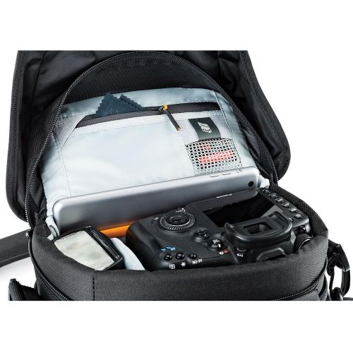 Сумка Lowepro Nova 160 AW II Black- фото3