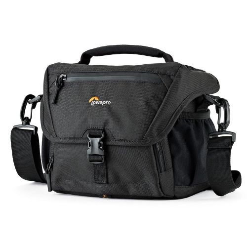 Сумка Lowepro Nova 160 AW II Black- фото4