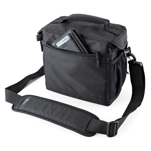 Сумка Lowepro Nova 170 AW II Black- фото6