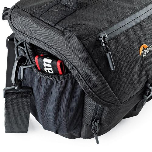 Сумка Lowepro Nova 170 AW II Black- фото5