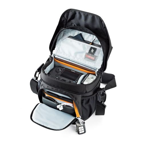Сумка Lowepro Nova 170 AW II Black- фото3
