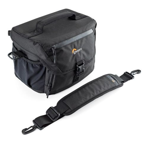 Сумка Lowepro Nova 180 AW II Black - фото7