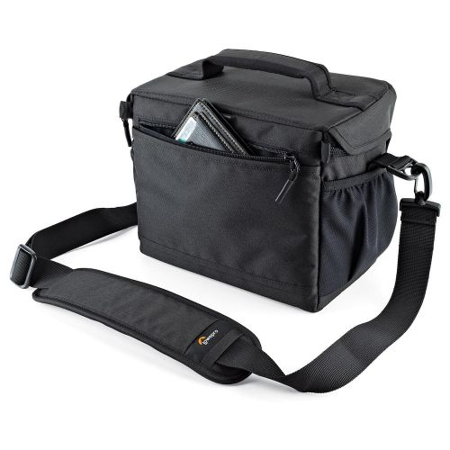Сумка Lowepro Nova 180 AW II Black - фото5