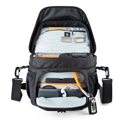 Сумка Lowepro Nova 180 AW II Black - фото3