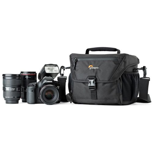 Сумка Lowepro Nova 180 AW II Black - фото2