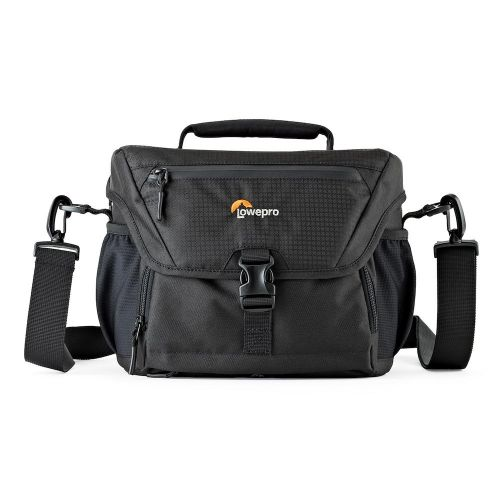 Сумка Lowepro Nova 180 AW II Black - фото