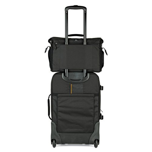 Сумка Lowepro Nova 200 AW II Black- фото3