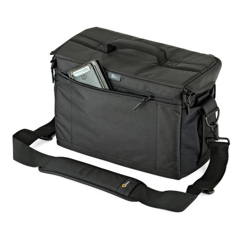 Сумка Lowepro Nova 200 AW II Black- фото2