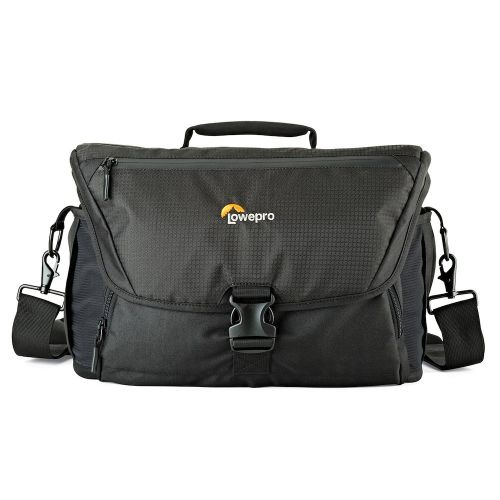 Сумка Lowepro Nova 200 AW II Black- фото