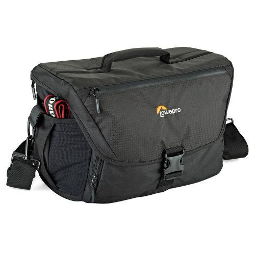 Сумка Lowepro Nova 200 AW II Black- фото7