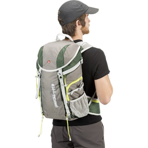 Рюкзак Manfrotto Off road Hiker 20L Grey (OR-BP-20GY)- фото2