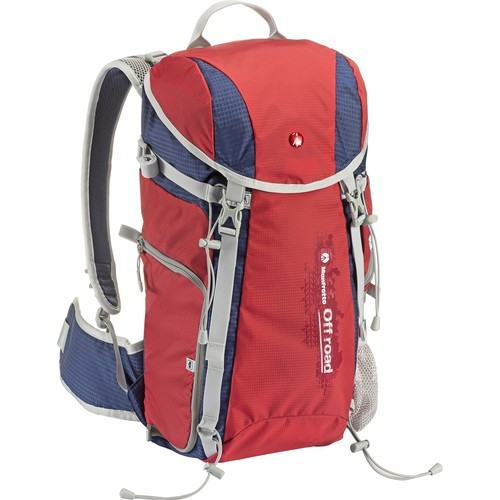 Рюкзак Manfrotto Off road Hiker 20L Red (OR-BP-20RD)- фото