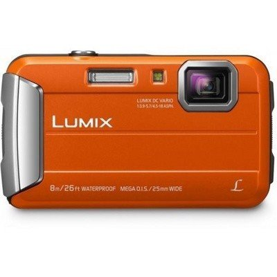 Panasonic Lumix DMC-FT30 orange (DMC-FT30EE-D)