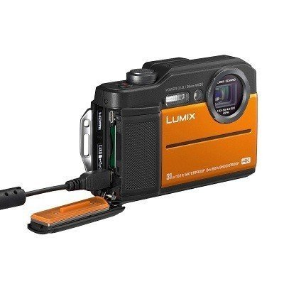 Panasonic Lumix DC-FT7 Orange (DC-FT7EE-D)