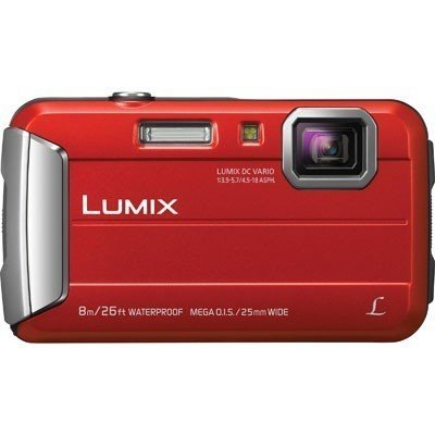Panasonic Lumix DMC-FT30 red (DMC-FT30EE-R)