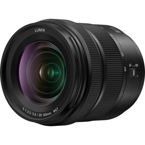 Panasonic LUMIX S 20-60mm f/3.5-5.6 (S-R2060E)- фото5