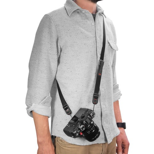Ремень Peak Design Camera Strap Leash V3.0 Black- фото5