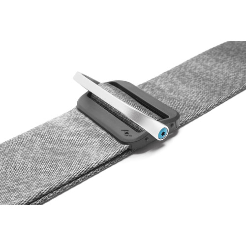 Ремень Peak Design Camera Strap Slide Lite V3.0 Ash- фото4