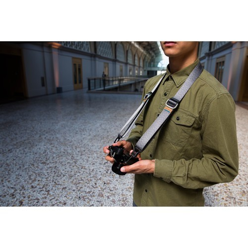 Ремень Peak Design Camera Strap Slide Lite V3.0 Ash- фото7