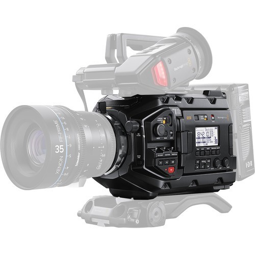 Blackmagic URSA Mini Pro 4.6K G2- фото2