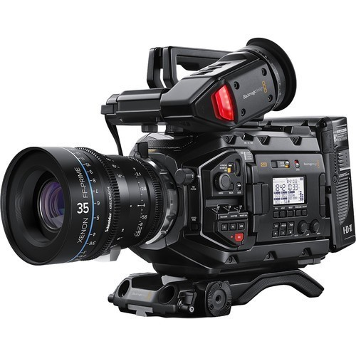 Blackmagic URSA Mini Pro 4.6K G2- фото6
