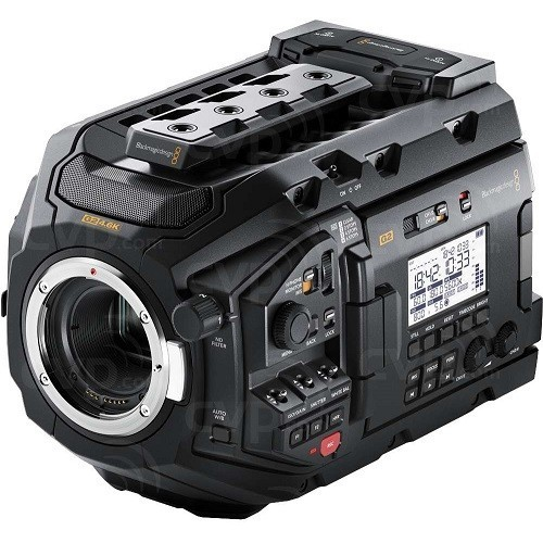 Blackmagic URSA Mini Pro 4.6K G2- фото