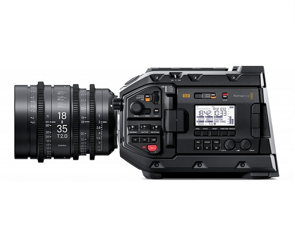 Blackmagic URSA Mini Pro 4.6K G2- фото4