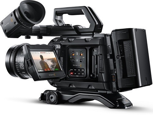 Blackmagic URSA Mini Pro 4.6K G2- фото3