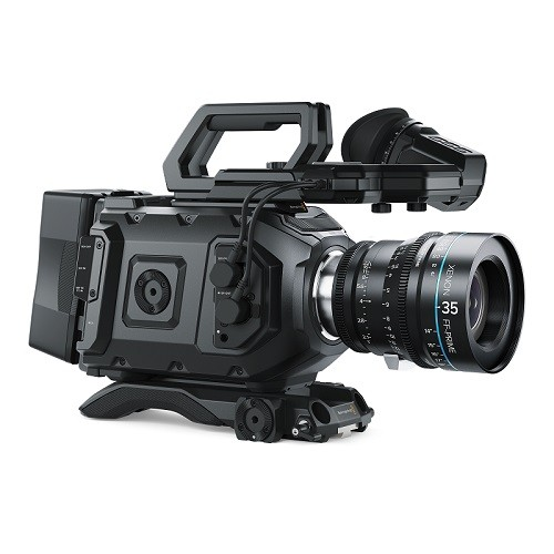 Blackmagic URSA Mini Pro 4.6K G2- фото5