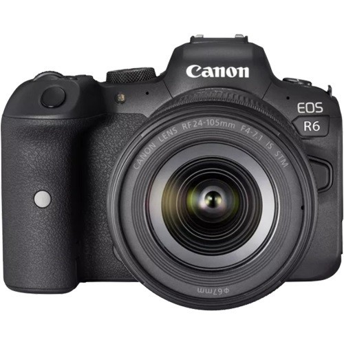 Canon EOS R6 Kit RF 24-105mm F4-7.1 IS STM- фото