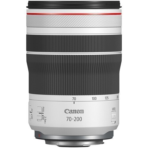 Canon RF 70-200mm F4L IS USM- фото3
