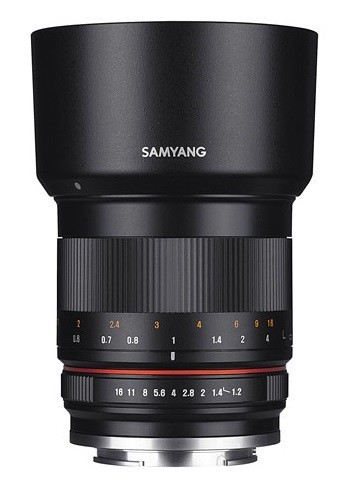 Samyang 50mm f/1.2 AS UMC CS Sony E