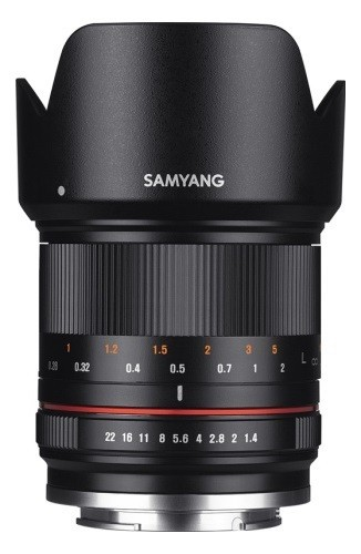 Samyang 21mm f/1.4 ED AS UMC CS Sony E