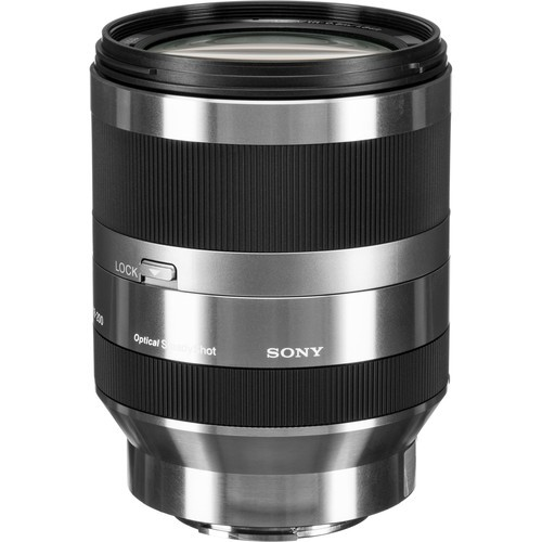 Sony E 18-200mm F3.5-6.3 OSS (SEL18200)- фото3