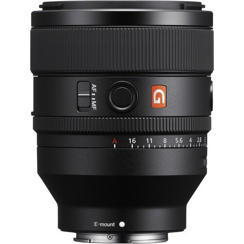 Sony FE 50mm f/1.2 GM (SEL50F12GM)- фото2