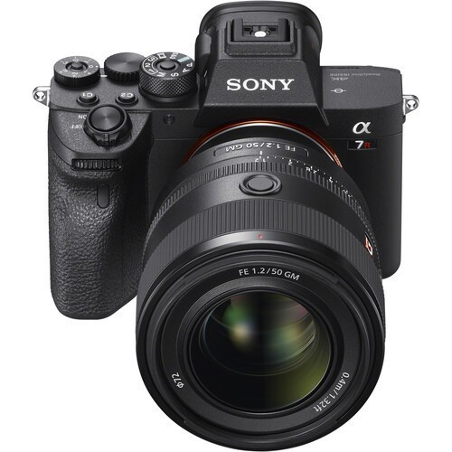 Sony FE 50mm f/1.2 GM (SEL50F12GM)- фото3