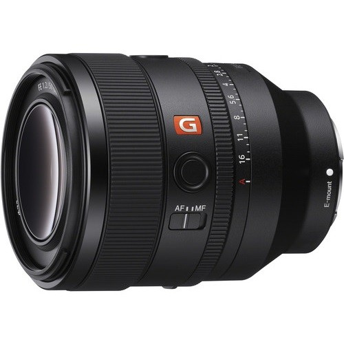 Sony FE 50mm f/1.2 GM (SEL50F12GM) - фото