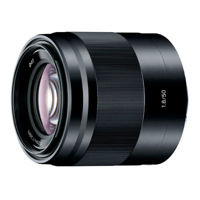 Sony E 50mm f/1.8 OSS (SEL50F18) Black
