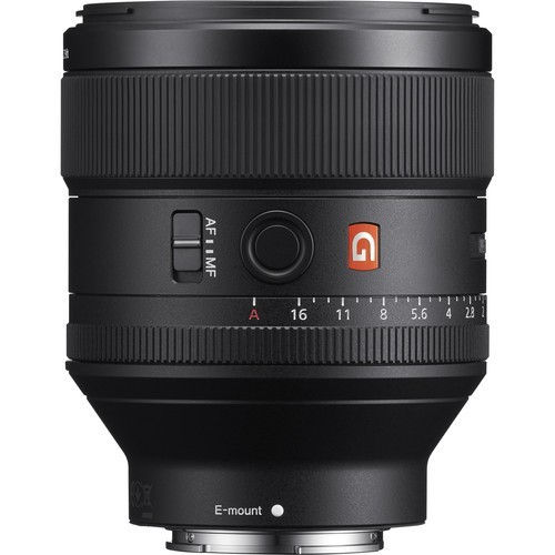 Sony FE 85mm F1.4 GM (SEL85F14GM)- фото3