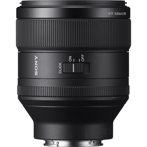 Sony FE 85mm F1.4 GM (SEL85F14GM)- фото4