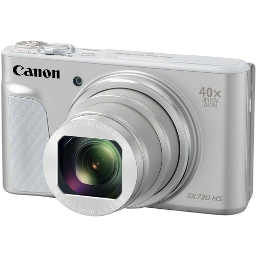 Canon PowerShot SX730 HS Silver- фото6