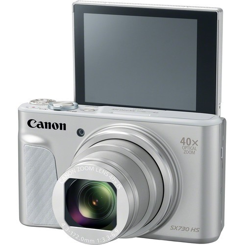 Canon PowerShot SX730 HS Silver- фото5