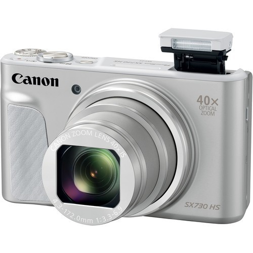 Canon PowerShot SX730 HS Silver- фото7
