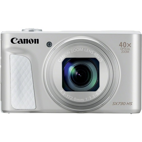 Canon PowerShot SX730 HS Silver- фото